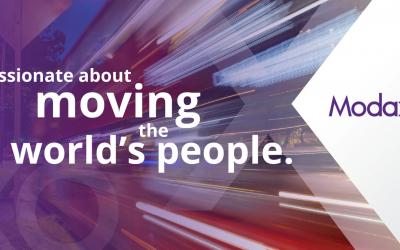 Poznaj Modaxo: Grupa firm technologicznych skoncentrowanych na transporcie pasażerskim