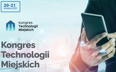 Widzimy się na Kongresie Technologii Miejskich!